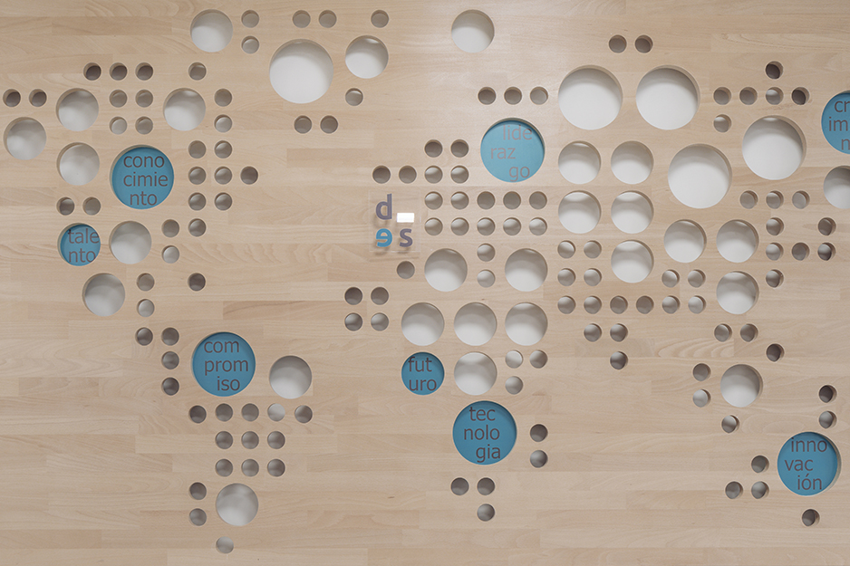 Decoración oficina Digitales listado | Muebles de oficina Spacio