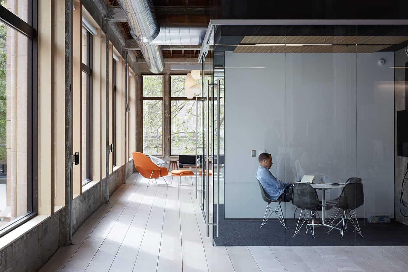 Decoración oficina espacio abierto | Muebles de oficina Spacio