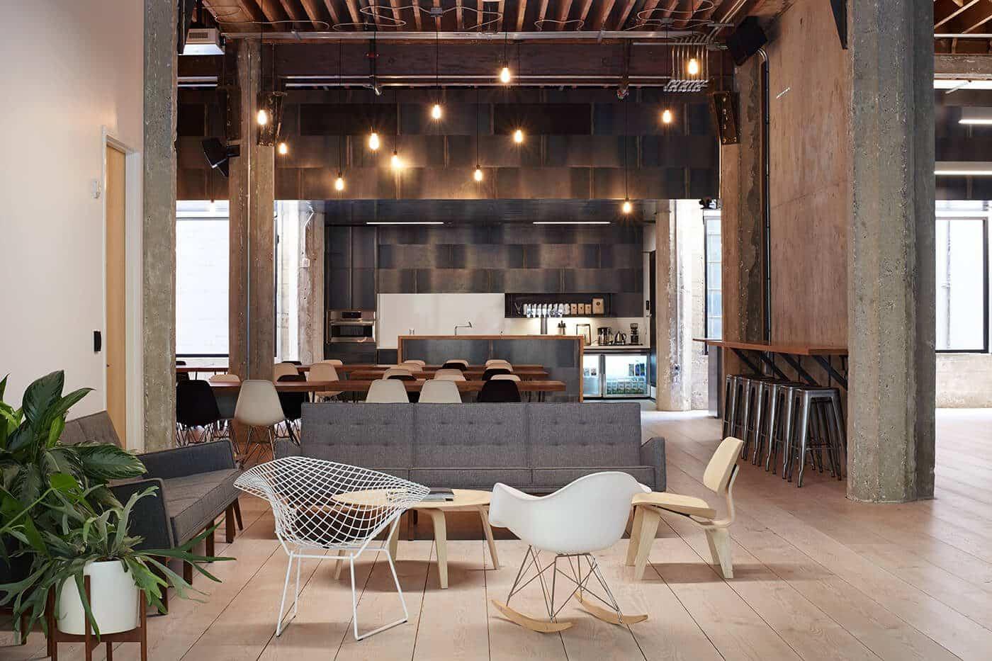 Decoración oficina VSCO cocina | Muebles de oficina Spacio