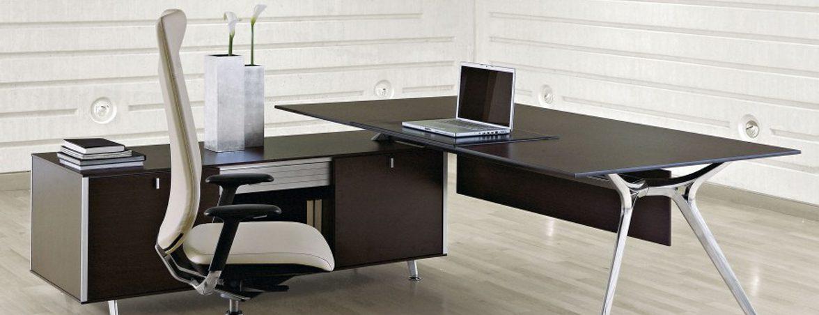 Escritorio de oficina c mo elegir el adecuado muebles for Escritorios de oficina