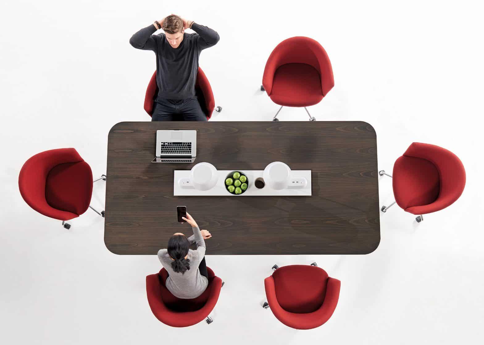 Evolución del mobiliario de oficina reuniones | Muebles de oficina Spacio