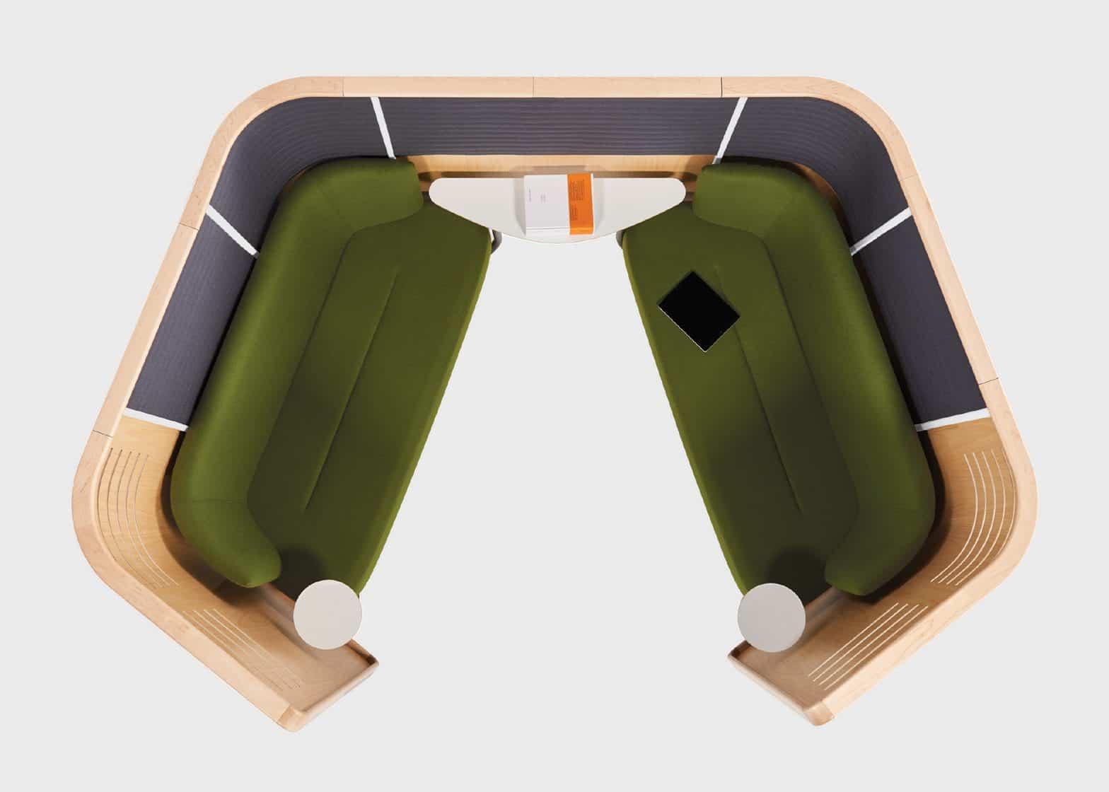 Evolución del mobiliario de oficina zonas abiertas | Muebles de oficina Spacio