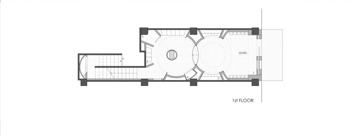 Expositores para tiendas primera planta | Muebles de oficina Spacio