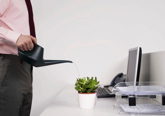 Hábitos saludables en la oficina disposición | Muebles de oficina Spacio