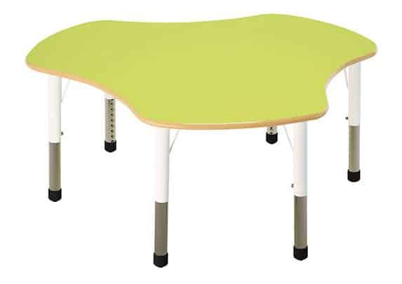 Mesas infantiles trébol | Muebles de oficina Spacio