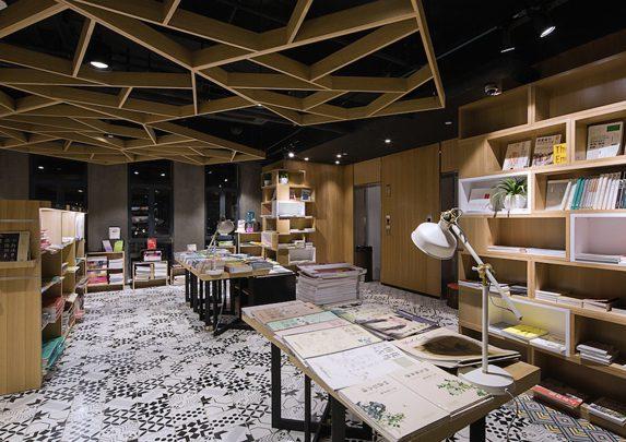 Mobiliario biblioteca planta quinta | Muebles de oficina Spacio