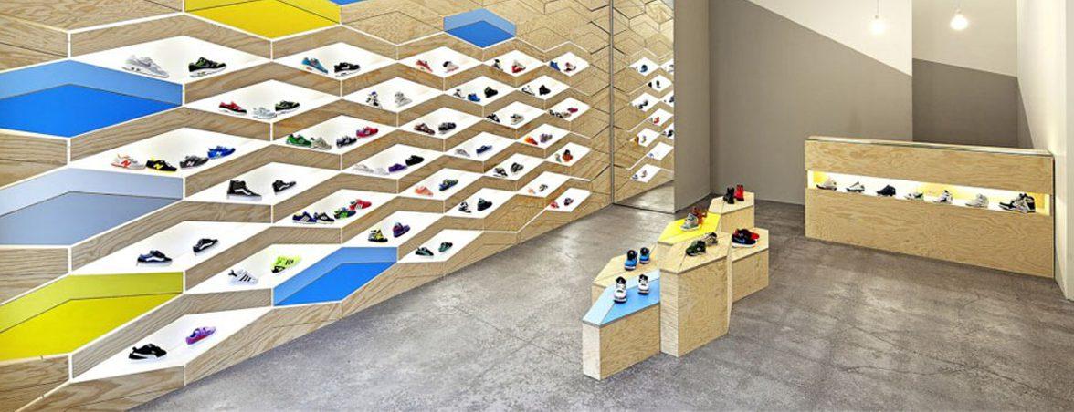Mobiliario comercial tienda | Muebles de oficina Spacio
