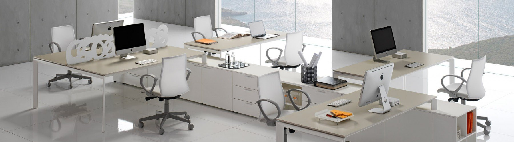 Mobiliario de oficina moderno | Muebles de oficina Spacio