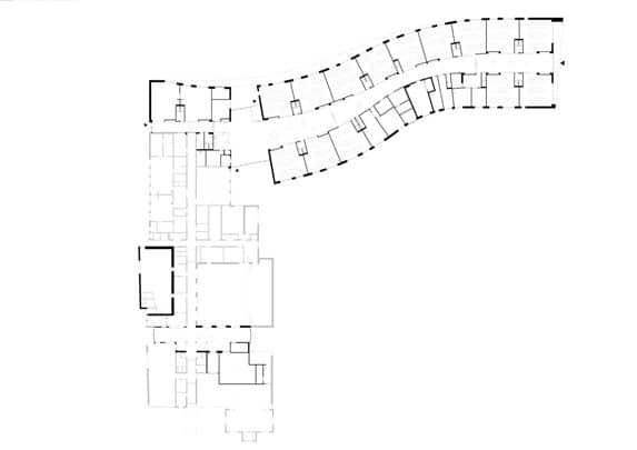 Mobiliario escolar plano | Muebles de oficina Spacio
