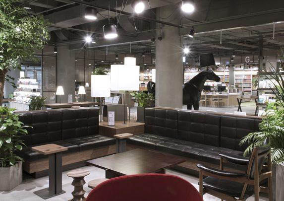 Mobiliario librería jardines | Muebles de oficina Spacio