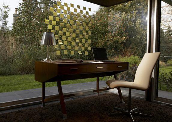 Oficina en casa ventanal | Muebles de oficina Spacio