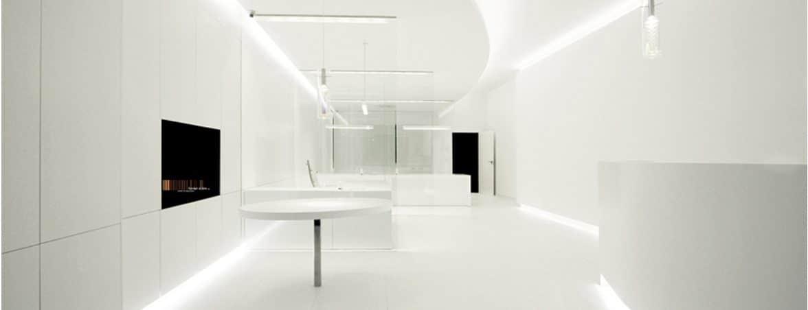 Oficinas caja de luz | Muebles de oficina Spacio