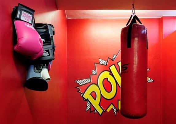 Oficinas con alma boxing | Muebles de oficina Spacio