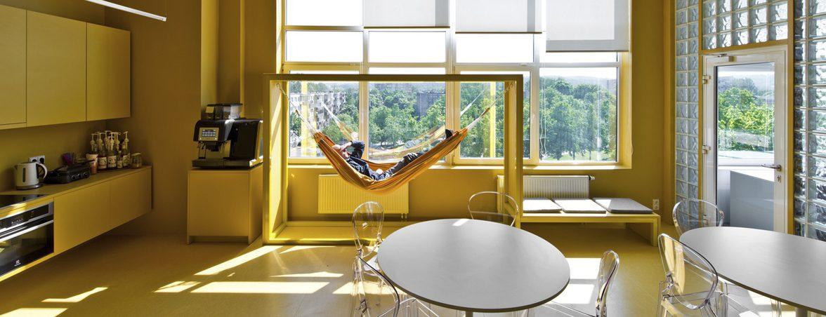 Oficinas de diseño descanso | Muebles de oficina Spacio