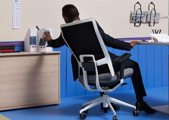 Orgatec producto Tnk Flex | Muebles de oficina Spacio