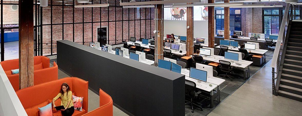 Sala de reuniones oficina Webbly | Muebles de oficina Spacio