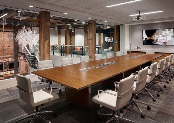 Sala de reuniones Webbly | Muebles de oficina Spacio