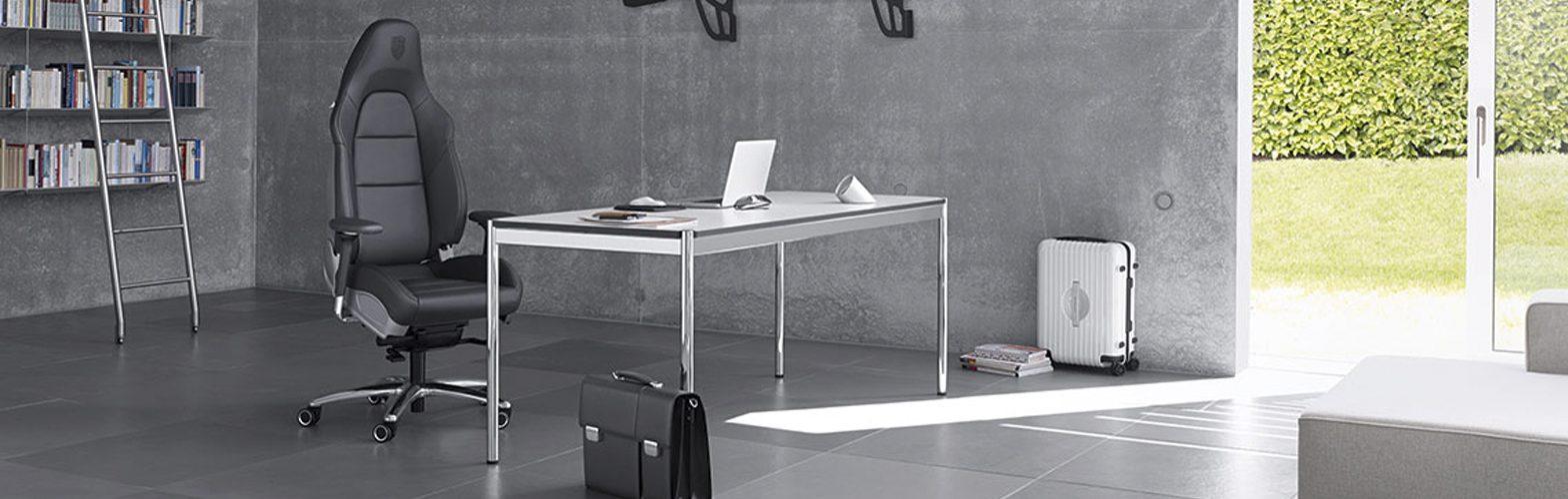 Silla oficina Porsche ppal | Muebles de oficina Spacio