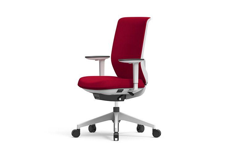 Silla para oficina Trim listado | Muebles de oficina Spacio