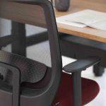 Silla para oficina Trim malla string   Muebles de oficina Spacio