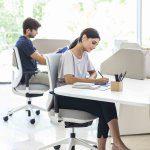 Silla para oficina Trim oficina   Muebles de oficina Spacio