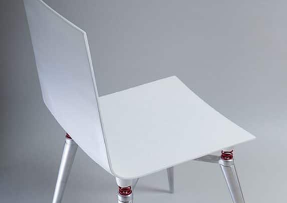 Sillas con amortiguador cenital | Muebles de oficina Spacio