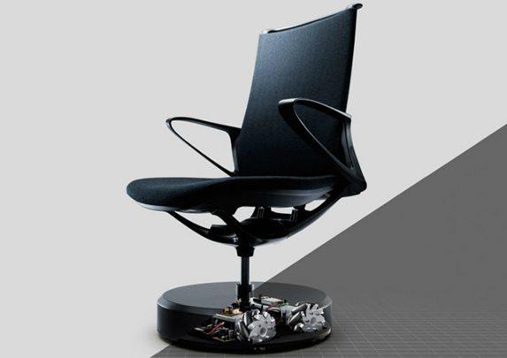 Sillas inteligentes base | Muebles de oficina Spacio