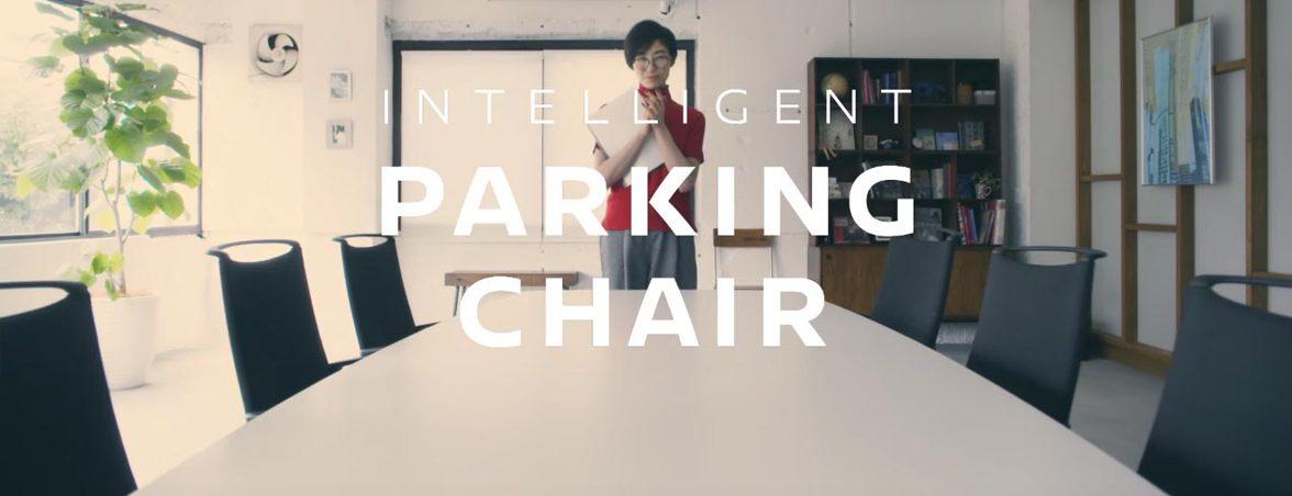 Sillas inteligentes Nissan parking chair | Muebles de oficina Spacio