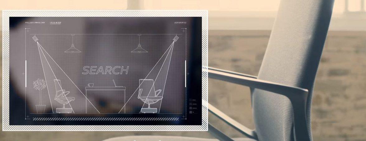 Sillas inteligentes sistema | Muebles de oficina Spacio