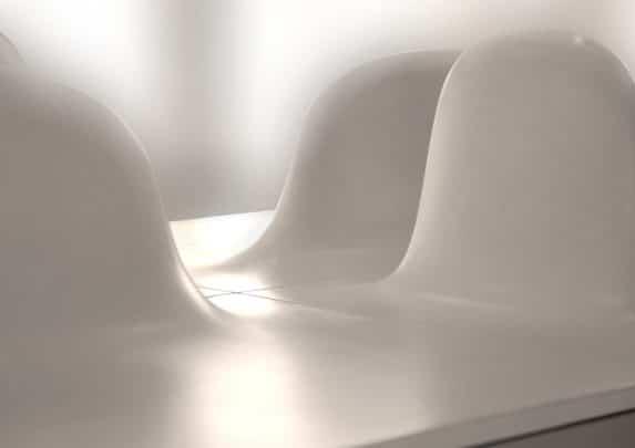 Bancadas de oficina detalle | Muebles de oficina Spacio