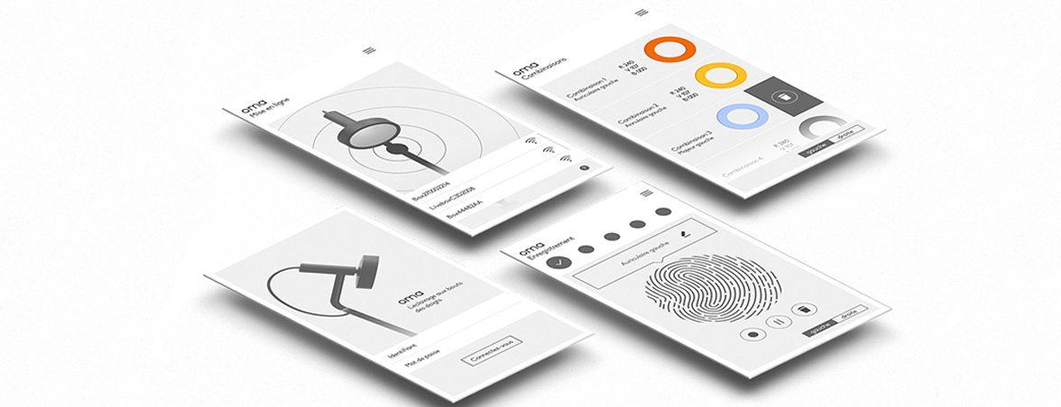 Lámpara de diseño Oma app | Muebles de oficina Spacio