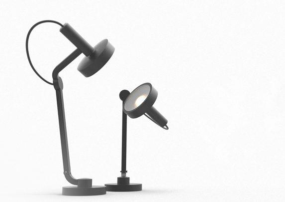 Lámpara de diseño Oma posición | Muebles de oficina Spacio