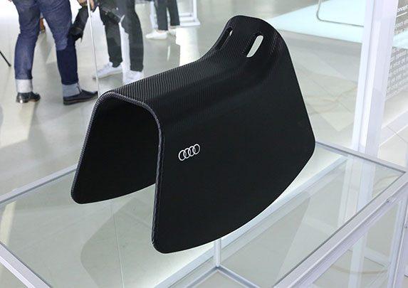 Silla Audi carbono | Muebles de oficina Spacio