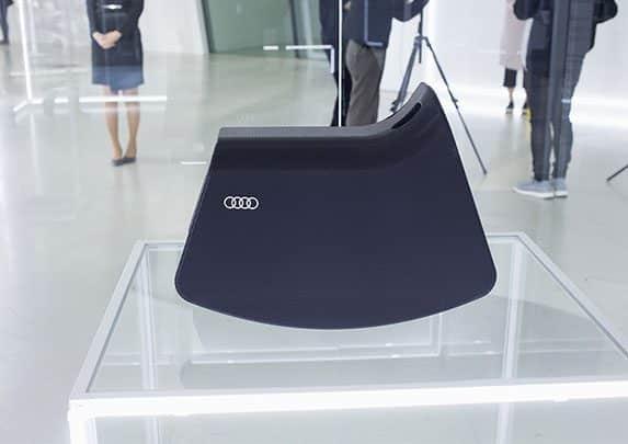 Silla Audi lateral | Muebles de oficina Spacio