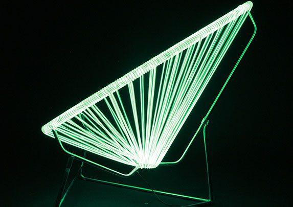 Silla con luz perfil | Muebles de oficina Spacio