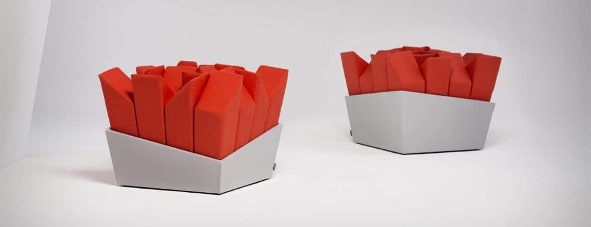 Silla de descanso Manet | Muebles de oficina Spacio