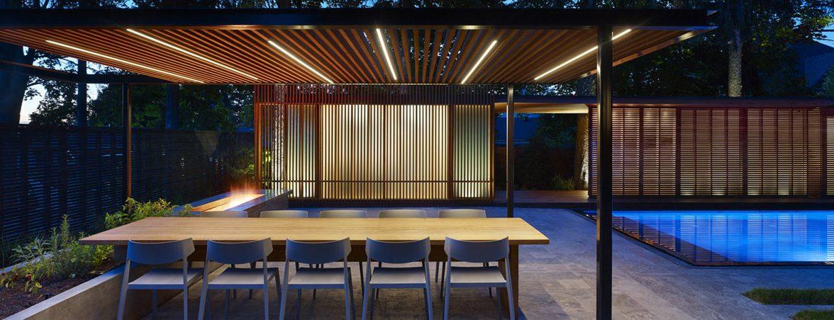 Silla de exterior Wing noche | Muebles de oficina Spacio