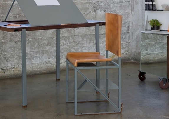 Silla escalera habitación | Muebles de oficina Spacio