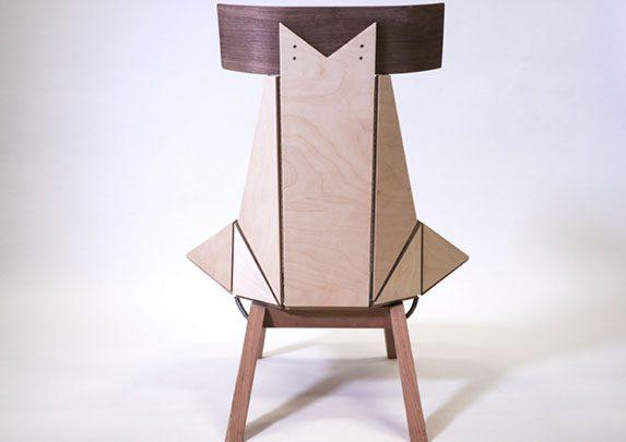 Silla Flex trasera | Muebles de oficina Spacio