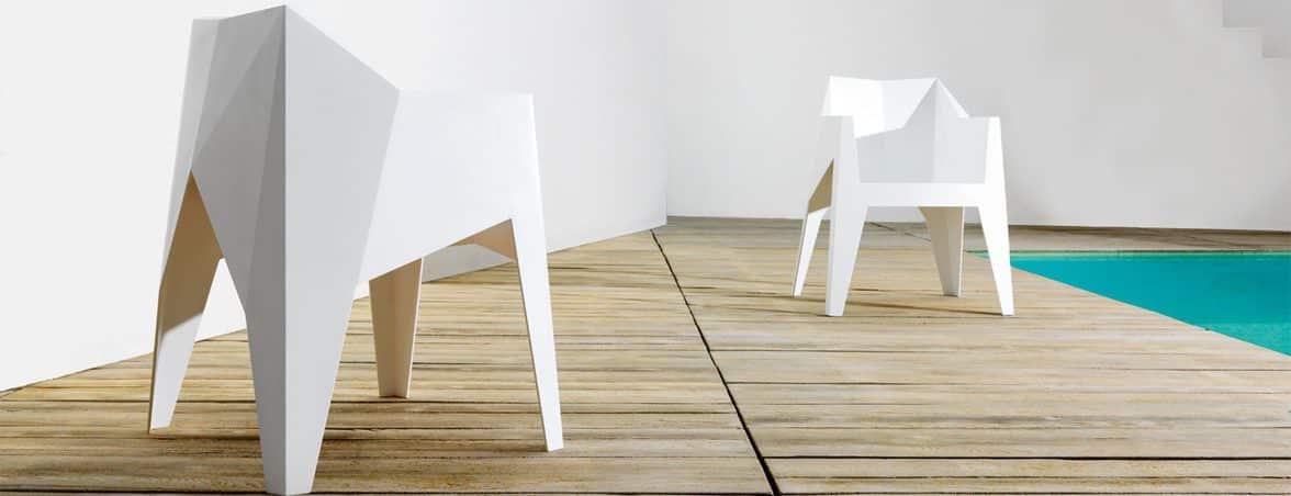 Silla minimalista ambiente | Muebles de oficina Spacio
