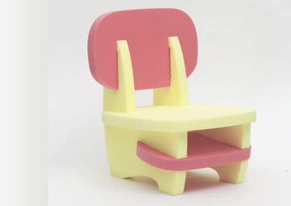 Silla Mori montada | Muebles de oficina Spacio