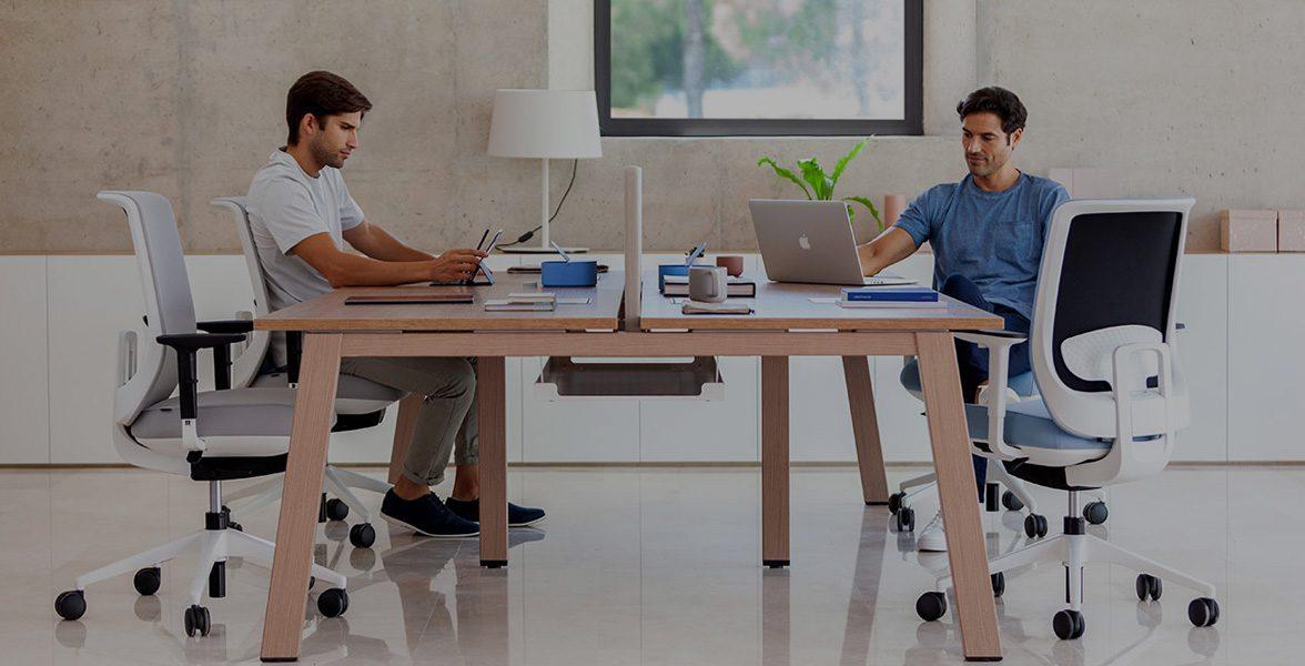Silla Trim portada | Muebles de oficina Spacio