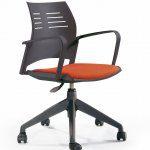 Sillas de estudio Spacio negro | Muebles de oficina Spacio