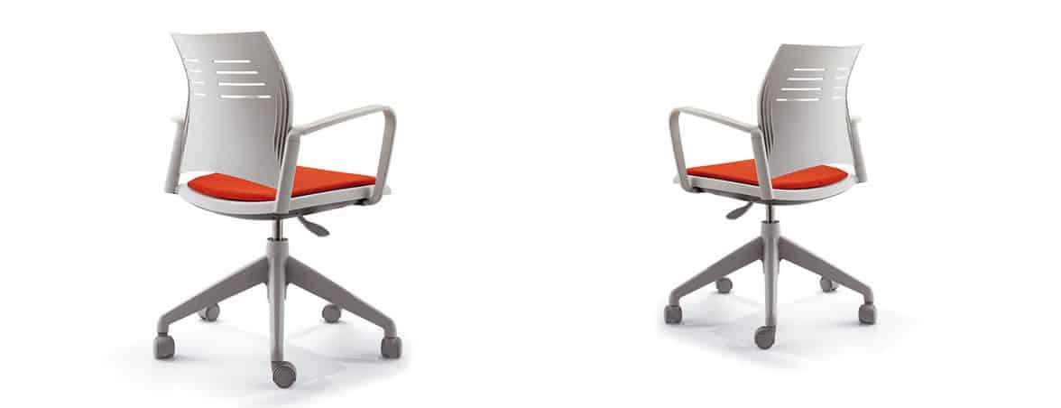 Sillas de estudio Spacio portada | Muebles de oficina Spacio