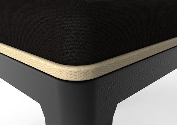 Sillas minimalistas detalle | Muebles de oficina Spacio