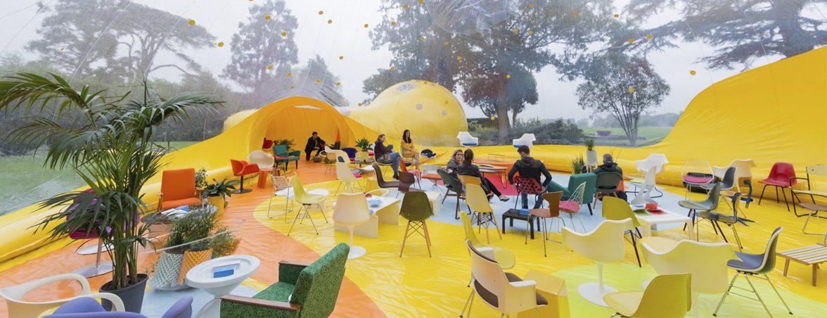 Sillas para aula inflable | Muebles de oficina Spacio