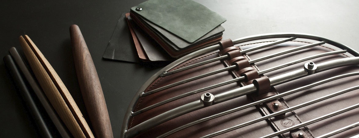 Taburete tradicional materiales | Muebles de oficina Spacio