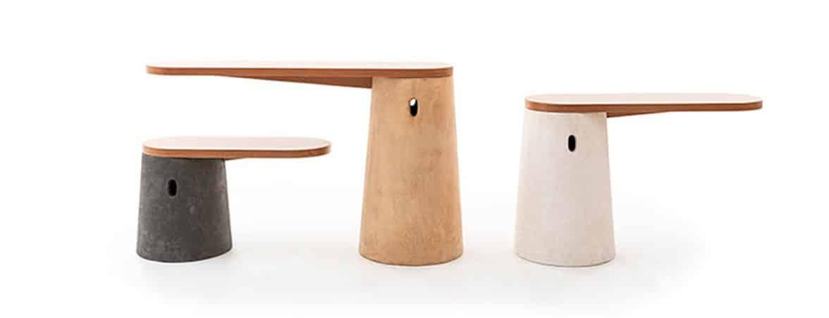 Diseñadores de sillas y mesas Ovo | Muebles de oficina Spacio