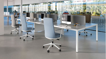 Elegir una silla de oficina listado | Muebles de oficina Spacio