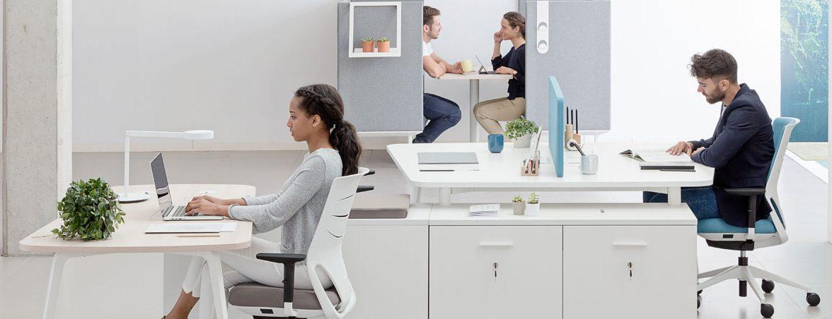 Elegir una silla de oficina portada | Muebles de oficina Spacio